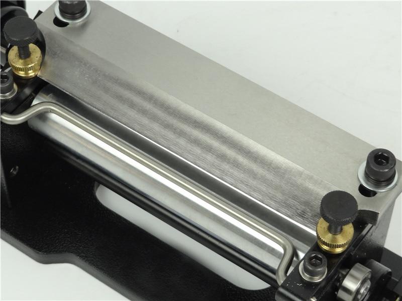 ER806 6 ιντσών χειροκίνητη δερμάτινη - Τέχνες, βιοτεχνίες και ράψιμο - Φωτογραφία 3