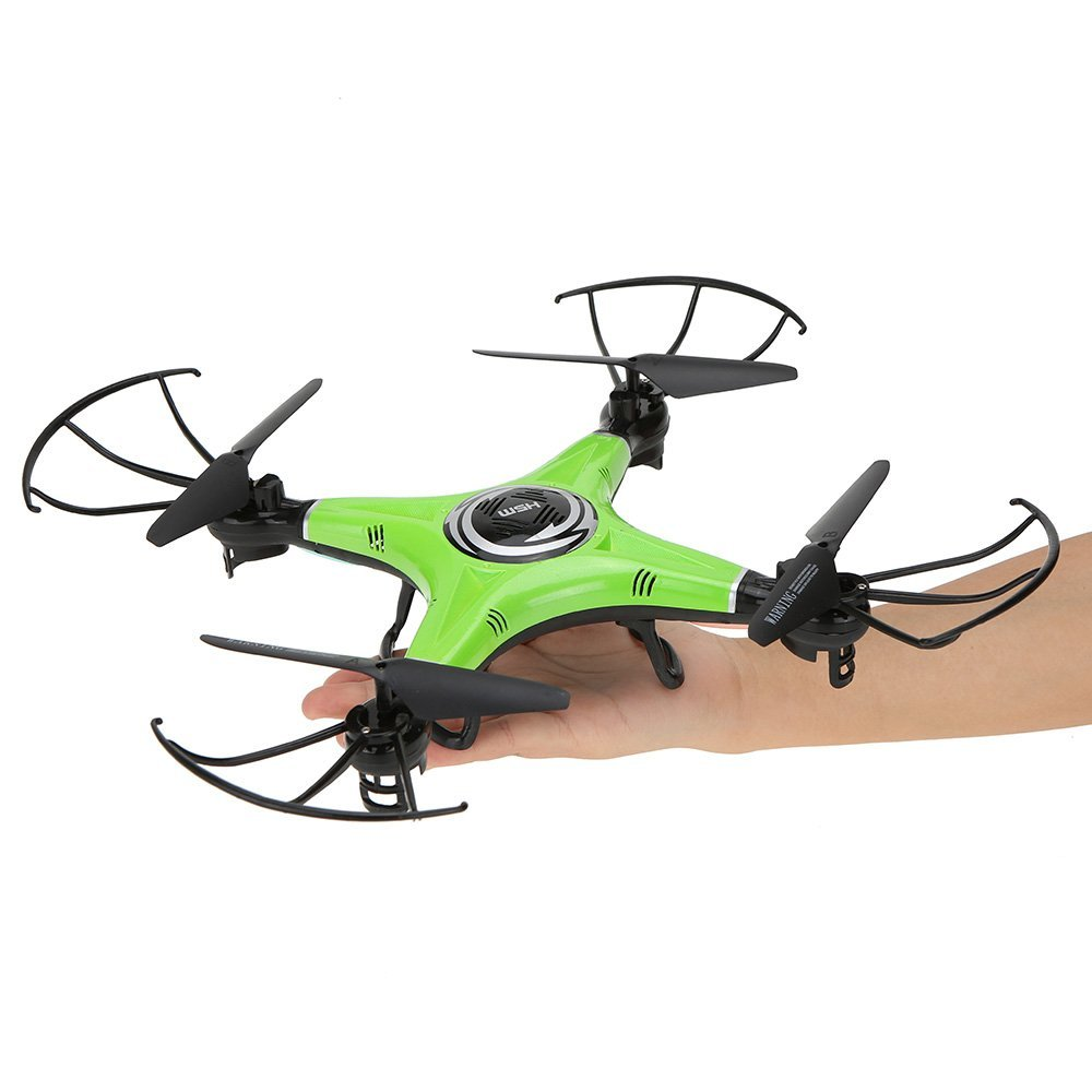 Original JJRC H5M 2.4G 4CH 6 Axis Gyro RC Quadcopter Music Play Drone with Speaker CF Mode One Key Return