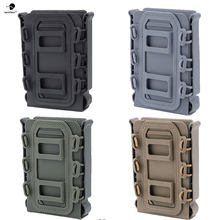 Buy Tactifans 5.56mm 7.62mm Molle Rifle Mag Tactical Magazine Pouch Holster Fastmag Scorpion Soft Shell For AirSoft Hunting Military lowestprice