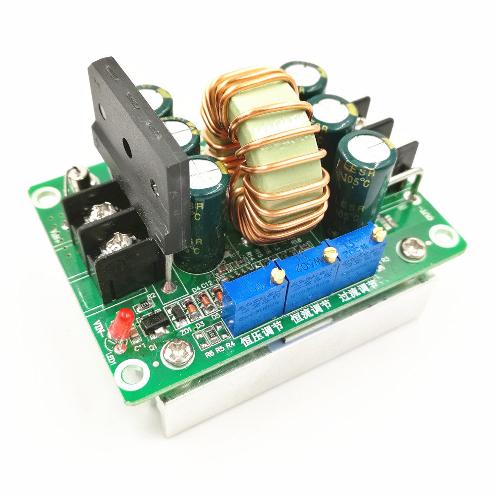 Online Shop Dc Ac Step Down Power Converter 10a Constant More Circuit About Supply Regulator Voltage Current
