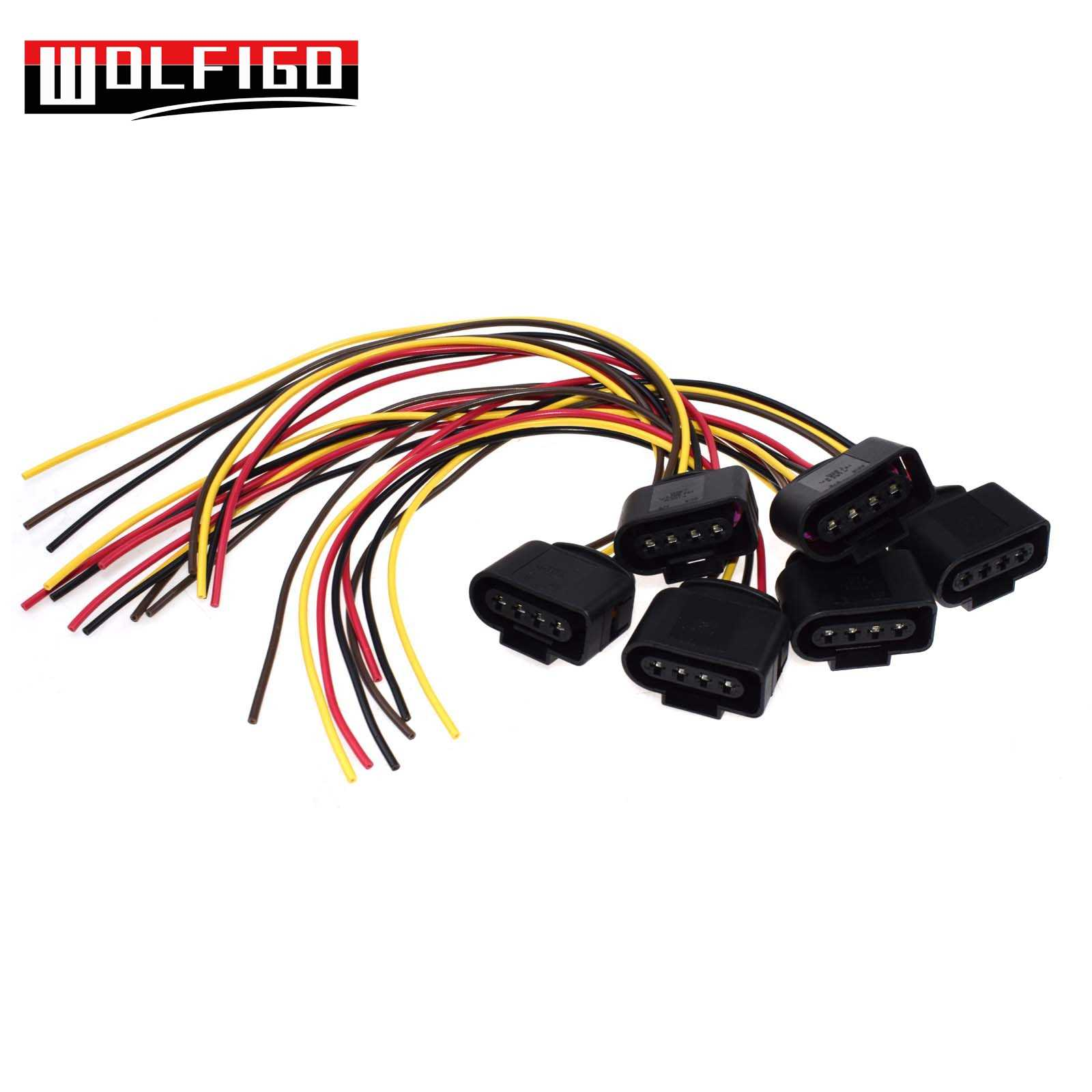 hight resolution of detail feedback questions about wolfigo new ignition coil connector ford coil wiring plug