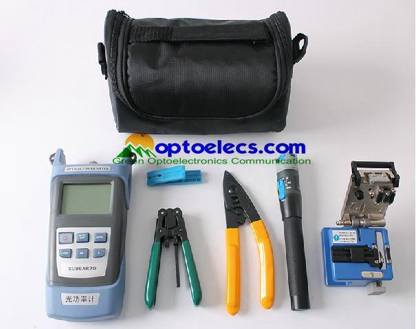 bilder für Freies Verschiffen 7 In 1 FTTH Glasfaser Tool Kits
