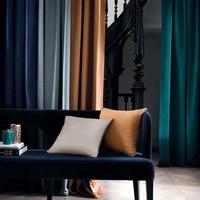 Top Grade Velvet Curtains for Living Room Modern Curtains for The Bedroom Windows Curtain Custom Size