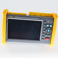 Touch screen FHO5000 T40F 1310/1550/1625nm 40/38/38dB PON OTDR Built in VFL and power meter and FLM