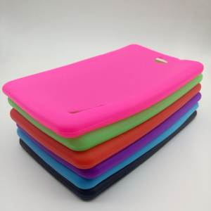 Histers Protective-Shell Case Back-Cover Silicon Irbis 7inch Tablet for TZ716/TZ717 Soft