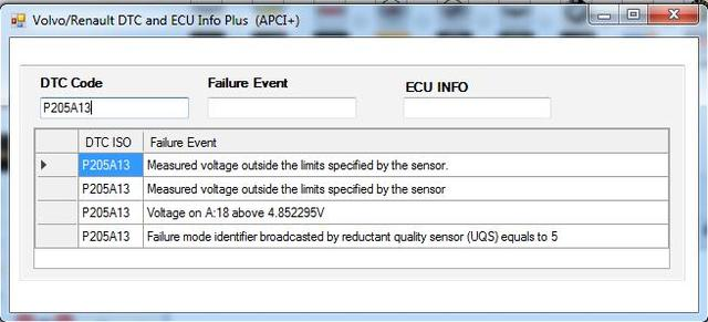 US $450 0  Renault DTC (Fault Code) and ECU Info Plus (APCI+) Tool  ForVolvo-in Software from Automobiles & Motorcycles on Aliexpress com    Alibaba