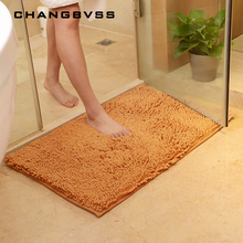 12 Colors 1 pcs Bathroom Mat, 3 Sizes Anti Slip Mats Rug for Bathroom, Cheap Super ComFortable Door Soft Bedroom Floor Mat