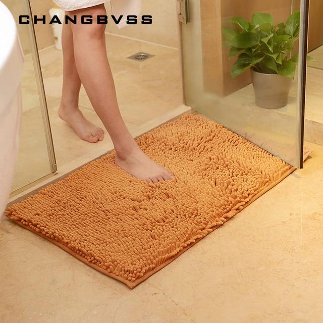 12 Colors Bath Mat for Bathroom, Anti Slip Bathroom Rug In The Toilet,3 Sizes Bathroom Carpet for Bedroom Sofa alfombra bano
