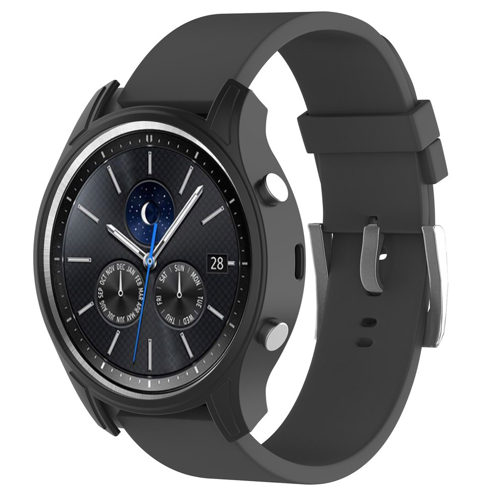 high quality silicon slim smart watch case cover for samsung gear s3 class drop shipping montre