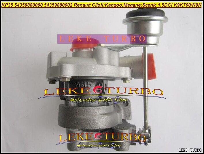 KP35 54359880000 54359880002 Turbo turbine For NISSAN Micra For Renault Clio Kangoo Megane Scenic 1.5L K9K K9K700 K9K710 82HP kp35 54359880000 54359880002 54359700000 54359700002 turbo cartridge chra turbo core for renault clio kangoo megane 1 5 dci
