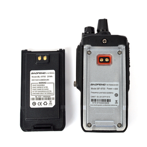 Image 5 - 2 pces baofeng BF 9700 alta potência walkie talkie à prova dbágua bf 9700 de longa distância woki toki rádio profissional uhf comunicador 10 km