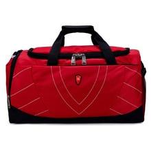 Уличная Водонепроницаемая оксфордская сумка спортивная для мужчин и женщин для тренировок для фитнеса дорожная сумка для Йога-коврика Sac спортивная сумка