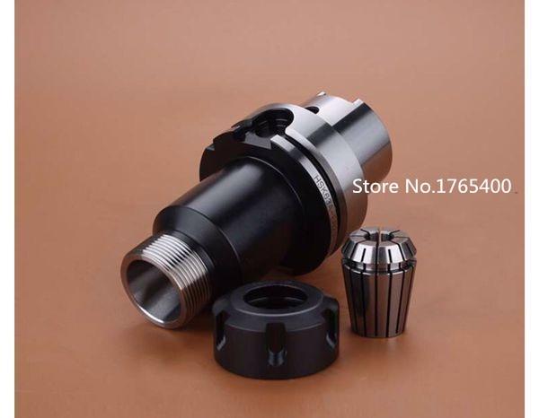 Купить с кэшбэком HSK63A ER32 100L high speed  Automatic Tool Change device spindle cnc milling machine tool