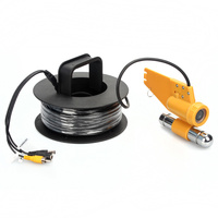 Free Shipping 20M Cable Underwater 600TVL CCD Video Camera For ICE Sea Fishing Finder 75Ohm