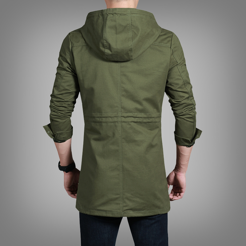 [EAM] encapuchado engrosamiento negro corto de algodón acolchado abrigo manga larga suelta ajuste mujeres Parkas moda nuevo Otoño Invierno 2019 JI08 - 2