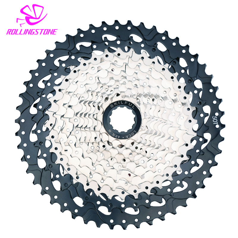 купить New arrive 11-50T bicycle freewheel sprockets bike 12 speed cassette mountain bike freewheel sprocket mtb cog 50T cdg недорого