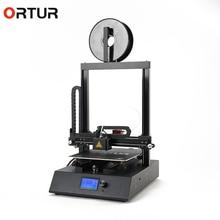 New Generation Ortur4 Imprimante 3d 25 Points Hotbed Autoleveling Perfect Design 3d Drucker Dropshipping Industrial 3d Printer