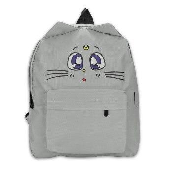 3025P/3026P Backpack School Bag Teenage Girls Cute Bookbag Vintage Laptop Backpacks
