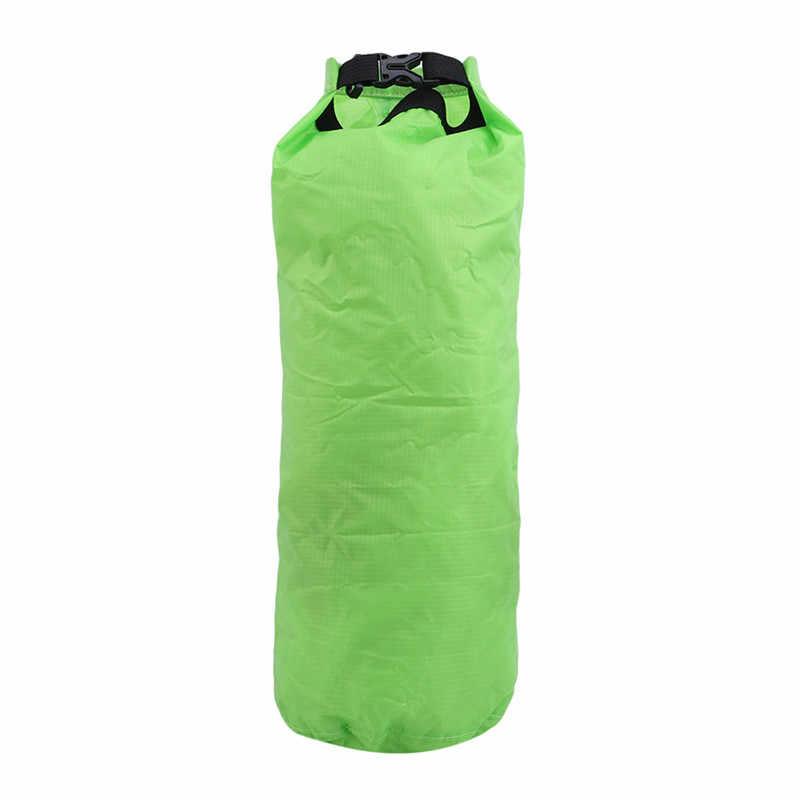 Sacos de armazenamento portáteis impermeáveis do saco da compressão do curso da multi-cor exterior saco de natação equipamento