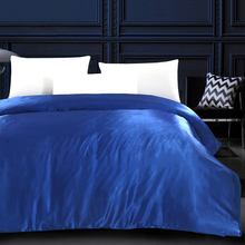 Popular Royal Blue Quilt CoverBuy Cheap Royal Blue Quilt Cover - Blue solid color king size comforter