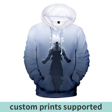 2019 3D dragon ball fashion Hoodies Men women Hip Hop Funny Autumn Streetwear Hoodies Sweatshirt For hot Couples Clothes custom(China)