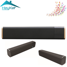 Portable 20w True Wireless Bluetooth Speaker Soundbar Super Bass Stereo Loudspeaker with Touch NFC TV DSP For xaomi Boombox Bar