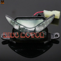 Hot Sale Motorcycle Accessories For HONDA CBR600RR 2007 2010 Front Center Marker LED Pilot Light Smoke