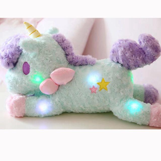 Luminous Led Light Plush Unicorn