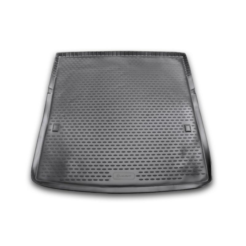 Mat trunk For INFINITI QX56, 2010-2013/QX80 2013-> внед. Lengths. (polyurethane) mat trunk for nissan patrol 2010 внед lengths polyurethane