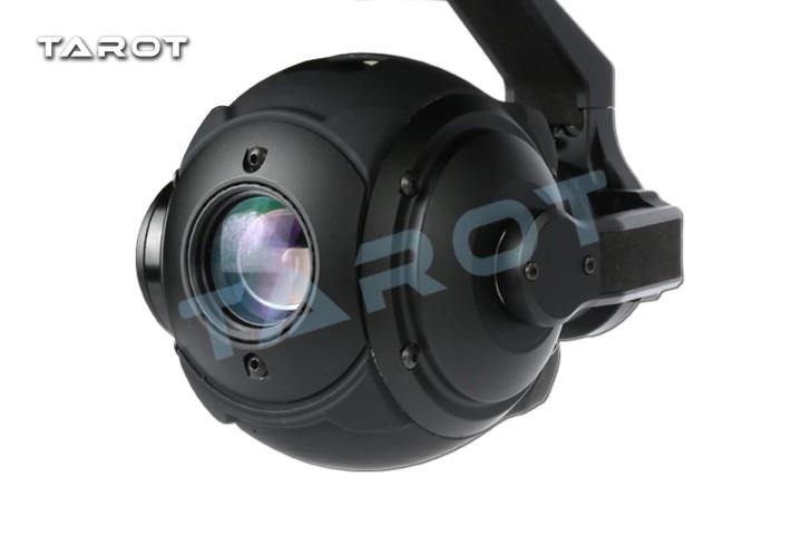 Tarot PEEPER T10X 250ma Burshless cardan FPV sphérique haute définition TL10A00 avec caméra HD F20719 - 3