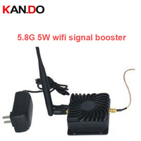 5 8G 2W Wifi Signal Booster Wireless Amplifier FREE SHIPPING