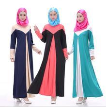 QE002 MUSLIM FIBRE ABAYA WOMEN 2016 MONOLAYER ISLAMIC BANDAGE LARGE SIZE DRESS FEMALE CLOTHING ARABE RUFFLES FREE SHIPPING