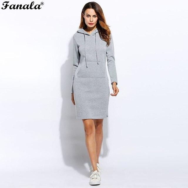 2018 Women Summer Autumn Dress Sexy Casual Swaetshirt Dress Tops Blusas Fashion Elegent Dresses Vestidos Long Sleeve Dress