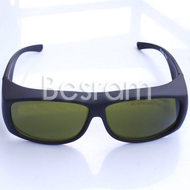 EP-8-9 190nm-470nm UV 800nm-808nm-1700nm OD5+ IR Laser Protective Goggles Glasses ep 8 9 190nm 470nm uv 800nm 808nm 1700nm od5 ir laser protective goggles glasses