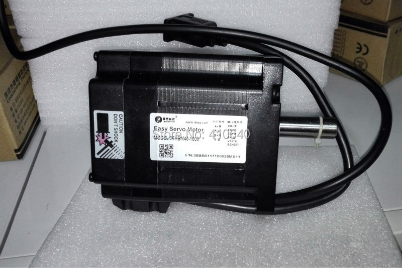 Leadshine Hybrid Servo Motor 86HBM40-EC equal to 86HS40-EC 1.8 degree 2 Phase NEMA 34 with encoder and 1.0 N.m torque free shipping leadshine hybrid servo motor 573s20 ec equal to 573hbm20 and hbs57 hbs507 drive 50vdc 8 0a and cable
