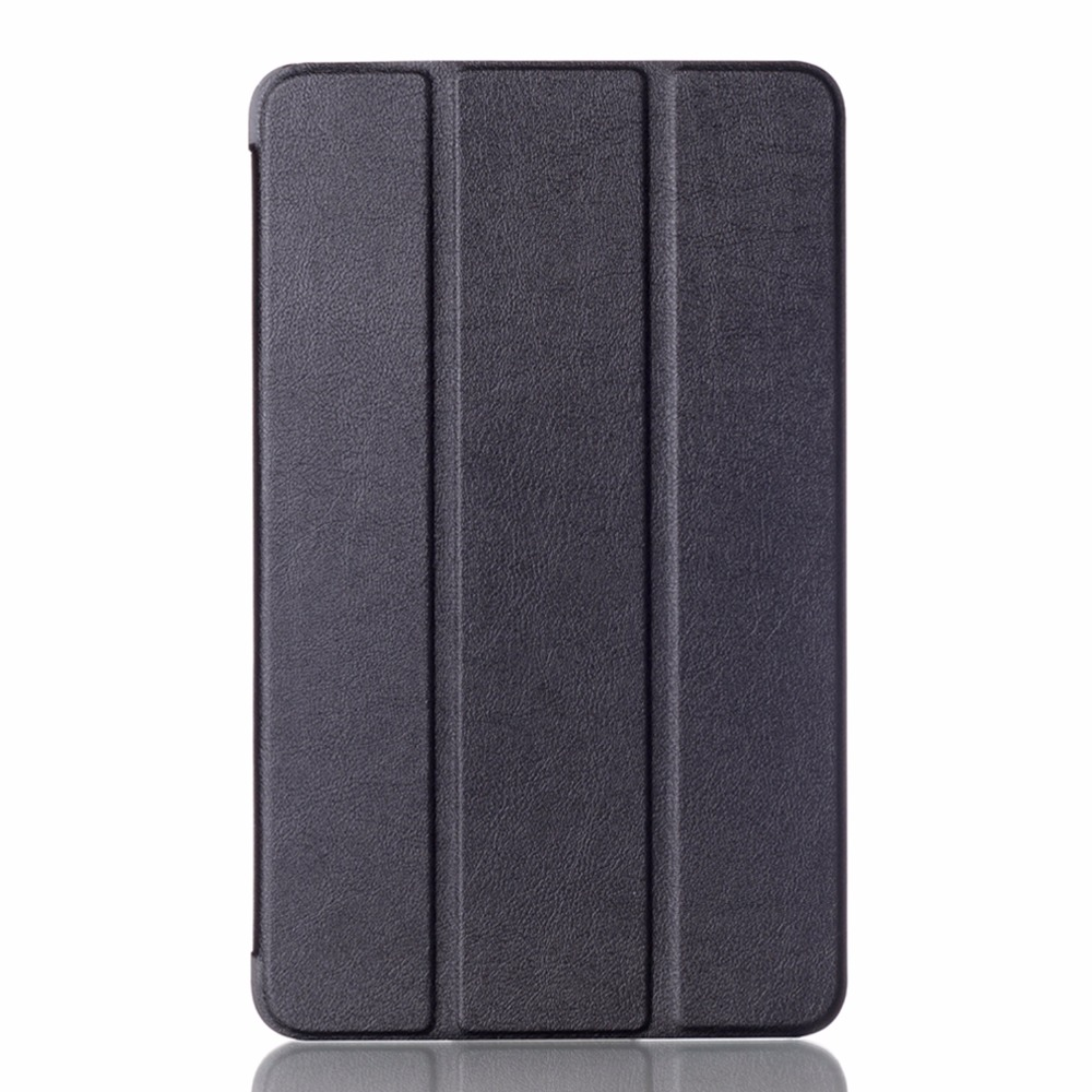 Fashion PU leather Case For Samsung Galaxy TAB A 7.0 T280/T285 7 inch Three Folding Cover for Samsung Tablet e-book 7
