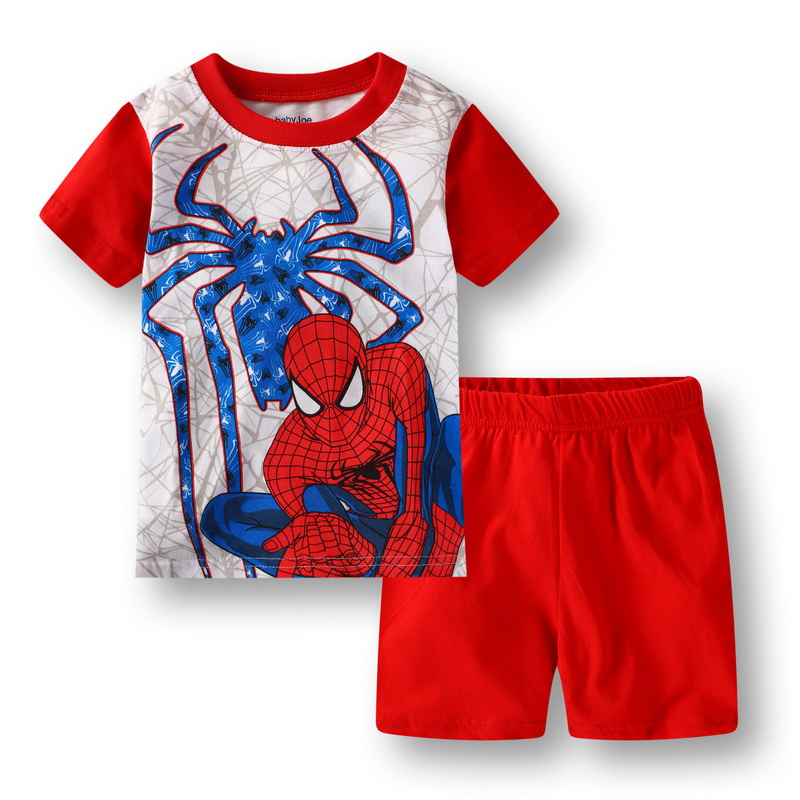ac749a2fe New Summer Kids Clothes Baby Boys Sleepwear Girls Clothing Short ...