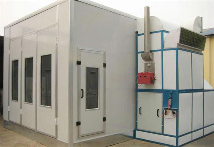 Baking Finish House For Auto Standard Spray booth Car Paint Maintenance
