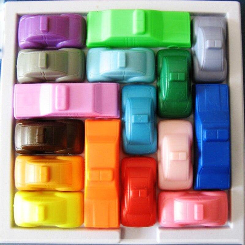 Um Dos Miúdos Brinquedos De 160 Quebra-cabeças Iq Carro Não Esay Para Obter não Desafie O Seu Cérebro Para A Idade 5-108 Anos de Idade Com o Mais Alto Nível de divertido