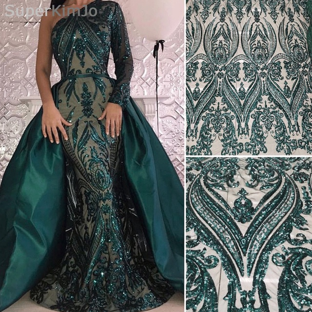 e98a304e379 SuperKimJo 2019 Detachable Skirt Evening Dresses Long Sequin Applique Arabic  Evening Gown Robe De Soiree Longue 2018