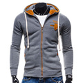 Mens Sportswear College Baseball Hoodies Men Sudaderas Hombre Hip Hop Jacket Brand Sweatshirt Slim Fit Men Hoody