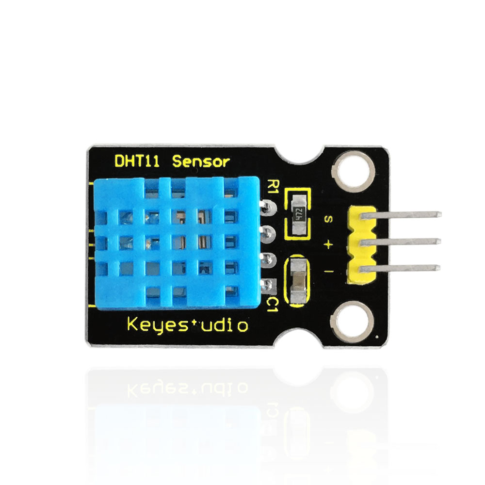 Free shipping! Keyestudio DHT11 Temperature Humidity Moisture Sensor Detection module for arduino