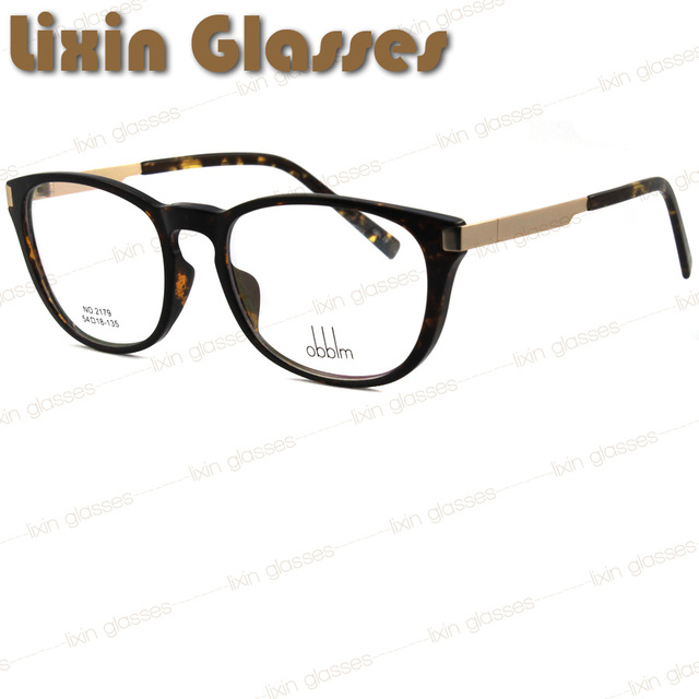 New High Quality Men TR90 Hinge Demi clean lens Glasses Frame ...