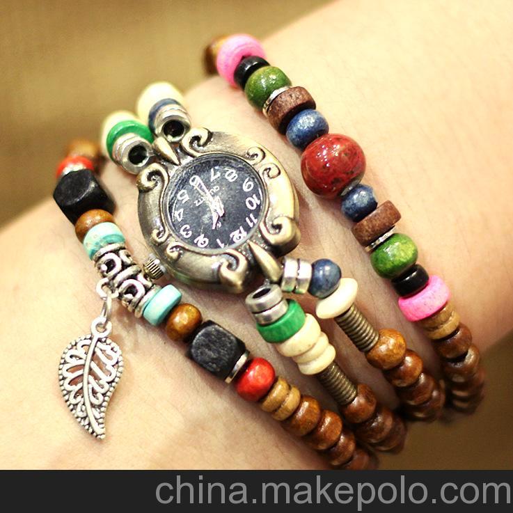 SGW010 Montre De Mode + bracelet 2 pcs avec la boîte