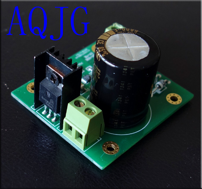 LT3042 Ultra Low Noise Linear Regulator Power Amanero XMOS DAC Core Power Supply For Preamplifier DAC