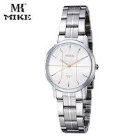 MK Mike Dress Men Watch Ladies Watches Top Brand Luxury Lovers Watch Waterproof Reloj Mujer 2017