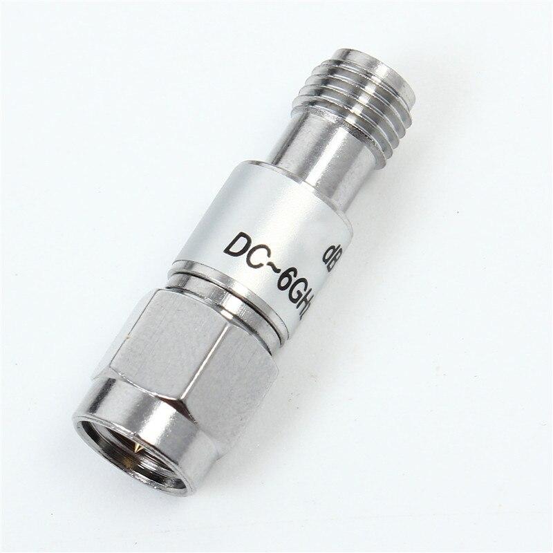 SMA Coaxial Atténuateurs Fixes DC-6 GHz 20dB 2 W SMA