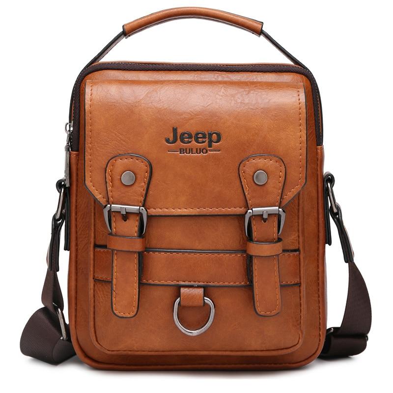 Multi-function Men Handbags New Mans Crossbody Shoulder Bag Large Capacity Leather Messenger Bag For Man Travel CoolMulti-function Men Handbags New Mans Crossbody Shoulder Bag Large Capacity Leather Messenger Bag For Man Travel Cool