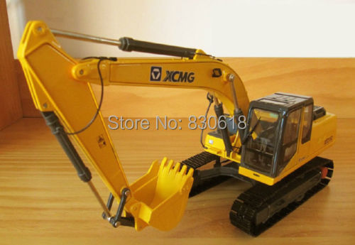 1:35 Xugong XCMG XE215C excavator Alloy Truck DieCAst Model Construction vehicles Toy