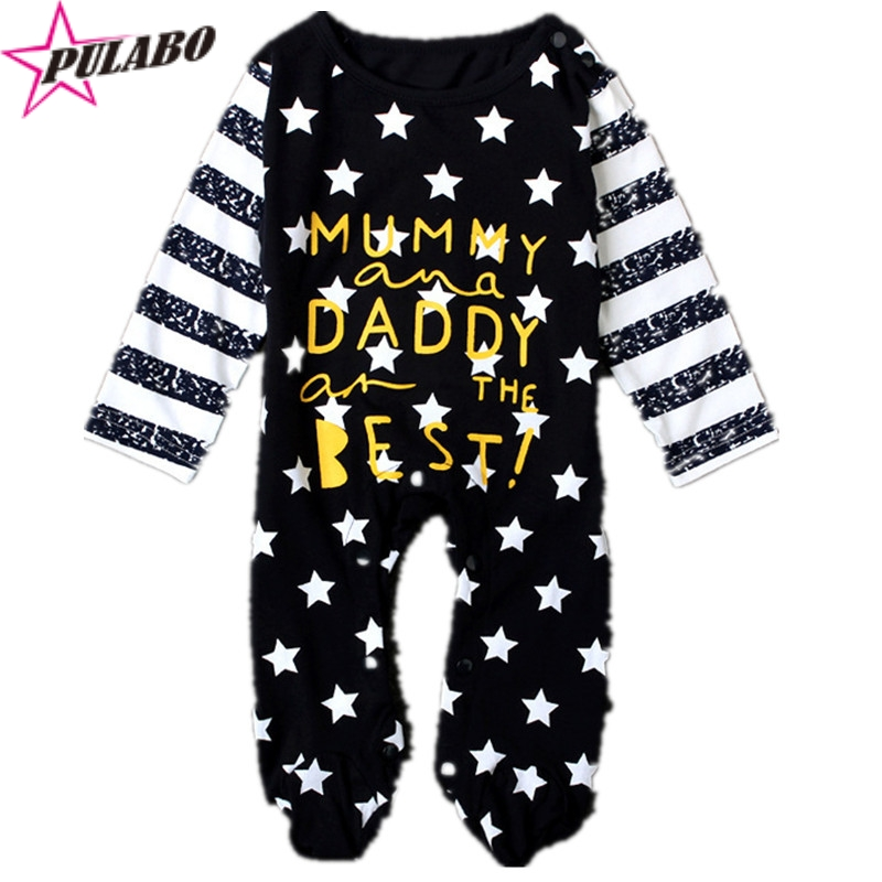 2018 New Spring Autumn girl clothes baby clothing girl Rompers Fleece Baby boy clothes 4M-18M bebes baby rompers